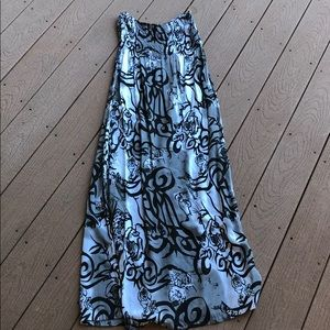 Geri C New York Tube Top Dress